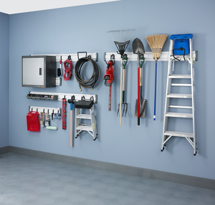 RANKED #1 IN ATLANTA FOR GARAGE, BASEMENT AND STORAGE ORGANIZATION