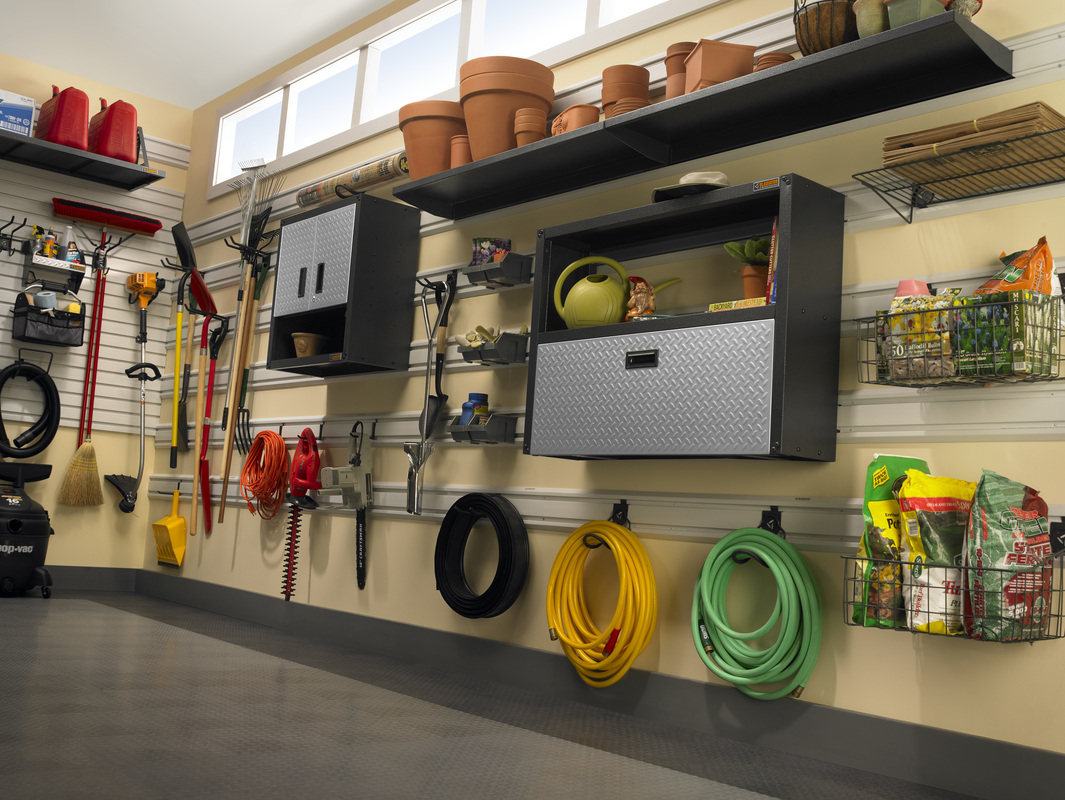 Garage Organization, Garage Storage Solutions, Garage ...